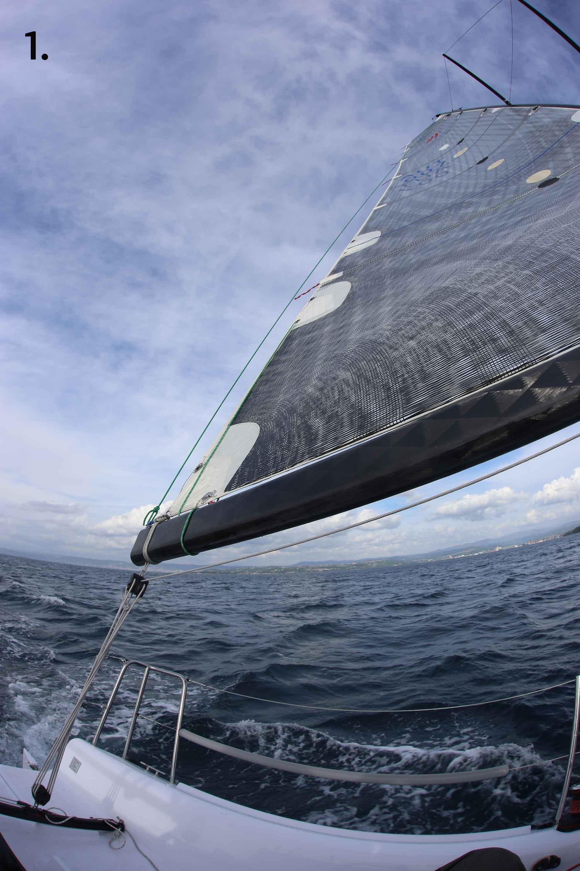 Tips for safe reefing - Elvstrøm Sails