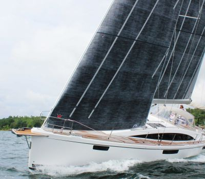 Bavaria 46V equipped
