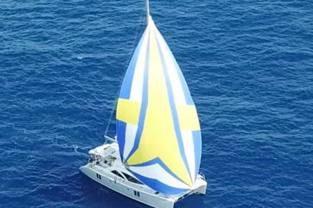 ARC 2017 - Bluewater 50 catamaran